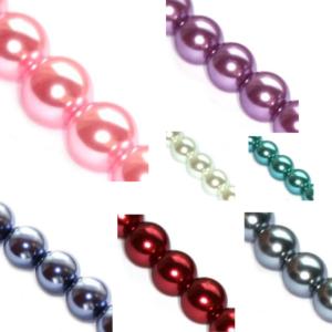 Sklenené perly